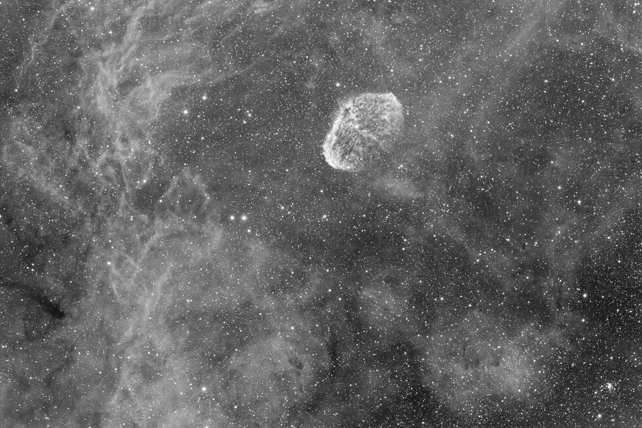 NGC6888 Area